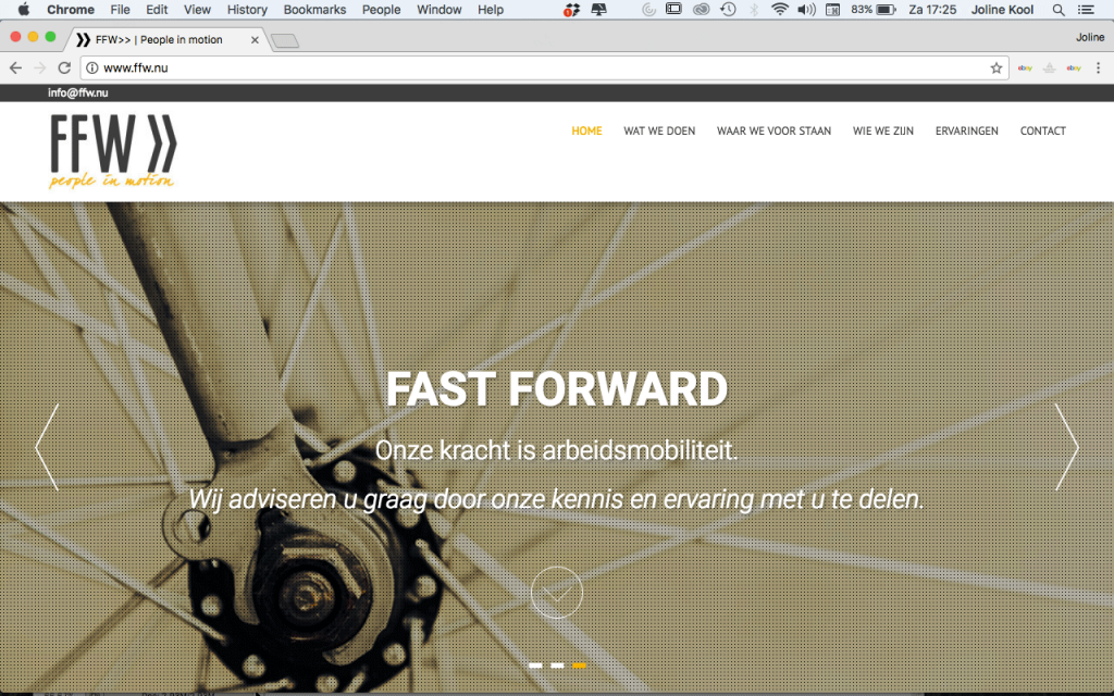 website_fastforward